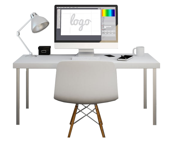 BoBella Branding agency logo design computer image